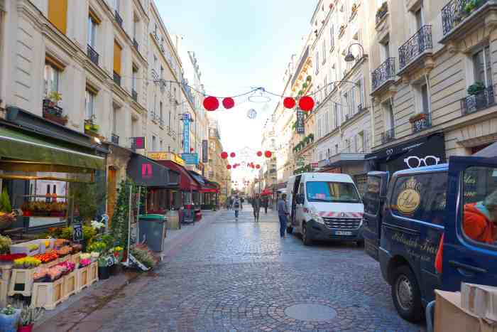 Rue Cler Market is the best shopping street in Paris | things to do in Paris
