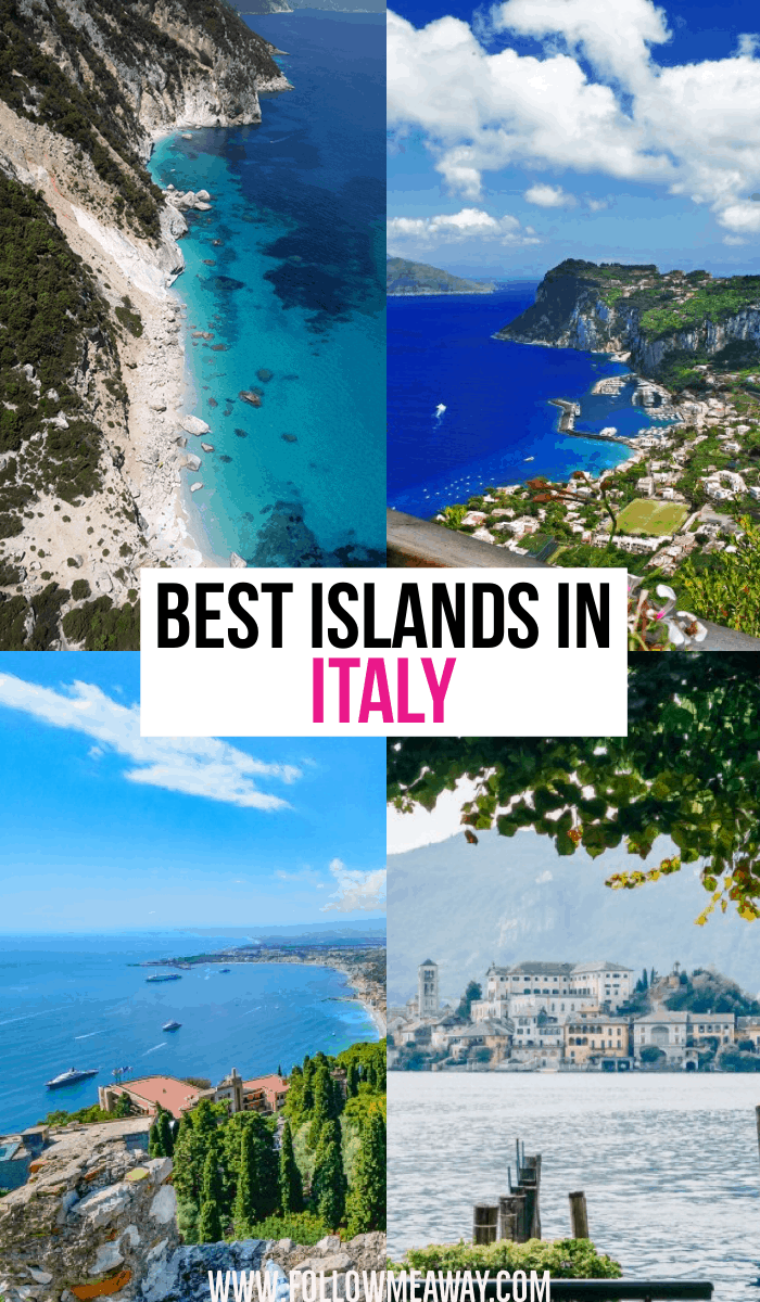 Islands Of Italy Map.17 Of The Prettiest Italian Islands You Must Visit Location Map
