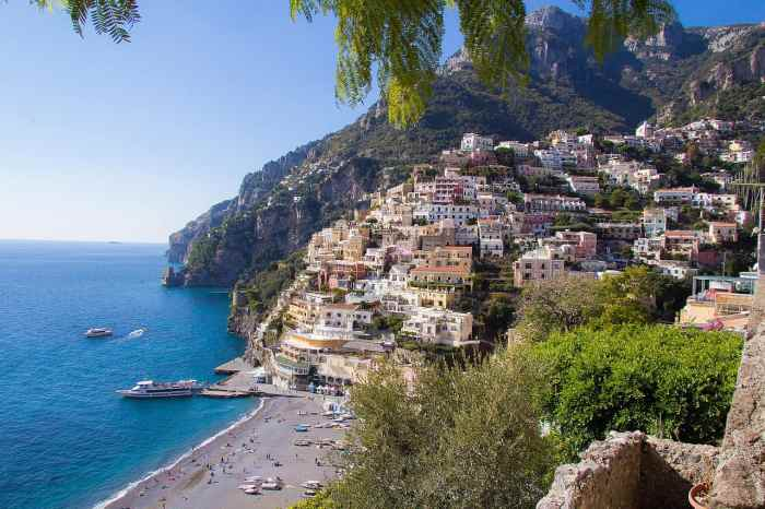 Spend your Italy honeymoon on the Amalfi Coast