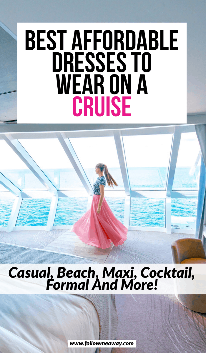 Best Affordable Cruise Dresses You Must Pack