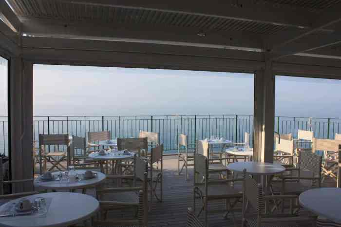 view from Hotel Gianni Franzi in Cinque Terre