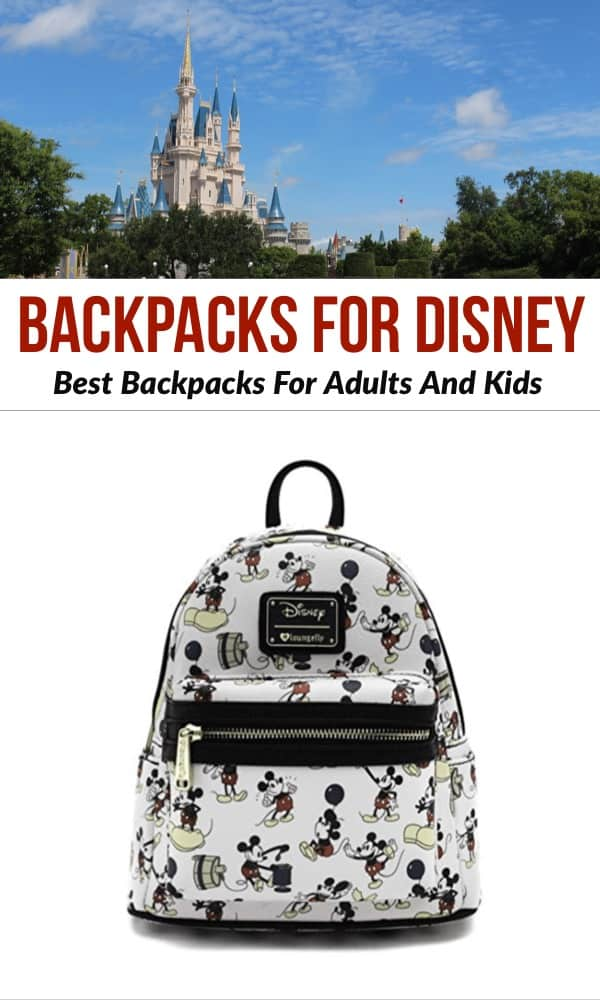 b55610b6d84 Best Backpacks For Disney For Adults And Kids In 2019 - Follow Me Away