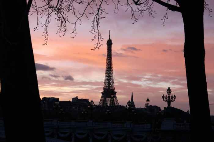 Dreamy Places To See The Sunrise In Paris