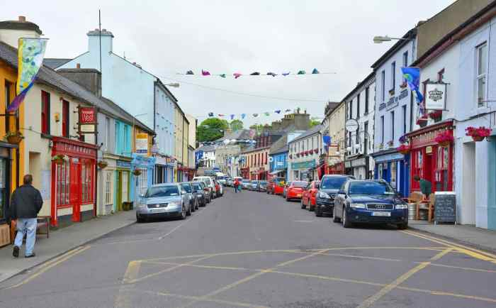 10 Prettiest Small Towns In Ireland