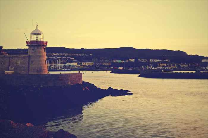 Howth Is One Of The Easiest Towns In Ireland To Access And A Must-See