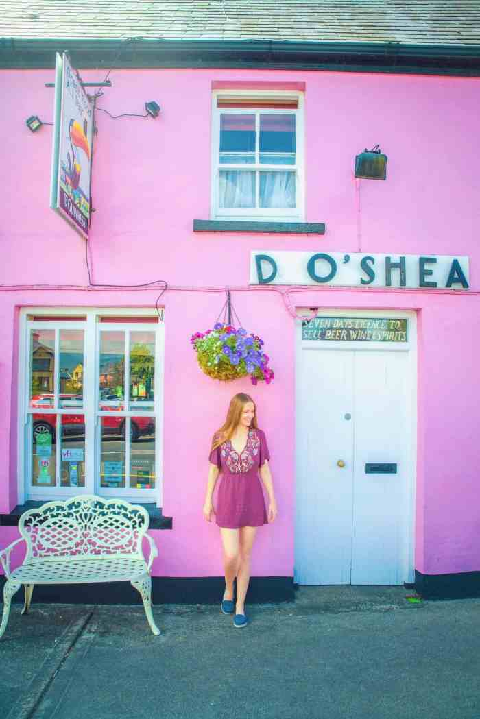 Sneem May Be Small But It Is One Of The Cutest Towns In Ireland