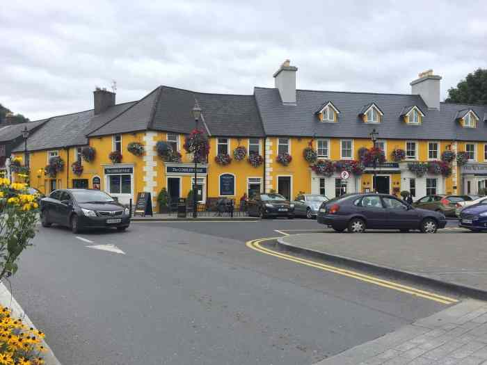 Westport Is Crawling With Pirates Who Want To Give You An Unforgettable Experience in this small town in Ireland