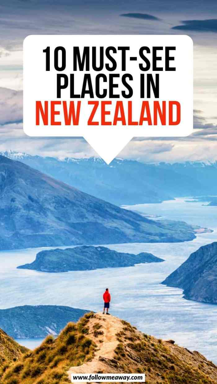 10 Must-See Stops On Your New Zealand South Island Itinerary | Best things to do in New Zealand | New Zealand travel tips | New Zealand bucket list | what to do in New Zealand on your trip | planning your New Zealand road trip to the south Island | Roy's Peak New Zealand