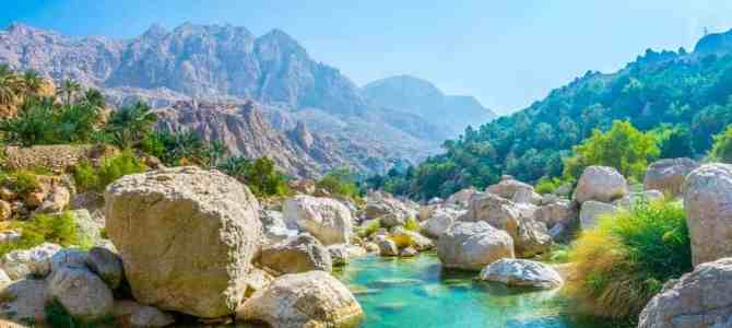How We Narrowly Avoided A Potential Scam At Wadi Tiwi In Oman