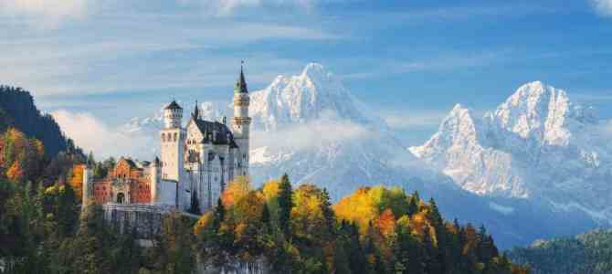 10 Fairytale Castles In Europe You Can't Miss