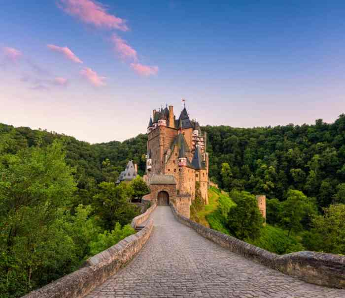 Visit Burg Eltz an untouched medieval castle of Europe