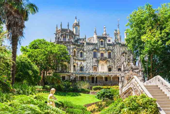 One of the most magical castles of Europe Quinta da Regaleira is waiting for your discovery