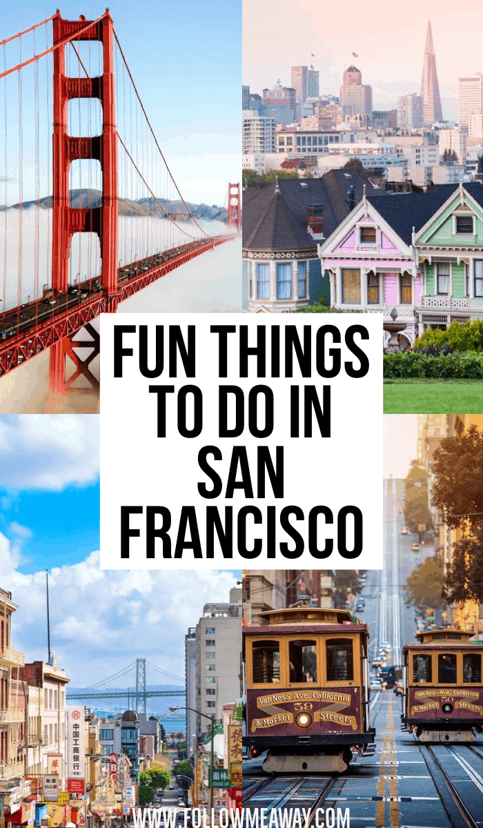 10 fun things to do in San Francisco