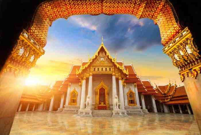 Don't forget to visit Bangkok when planning a trip to Thailand