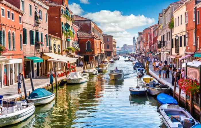 go check out murano during one day in venice