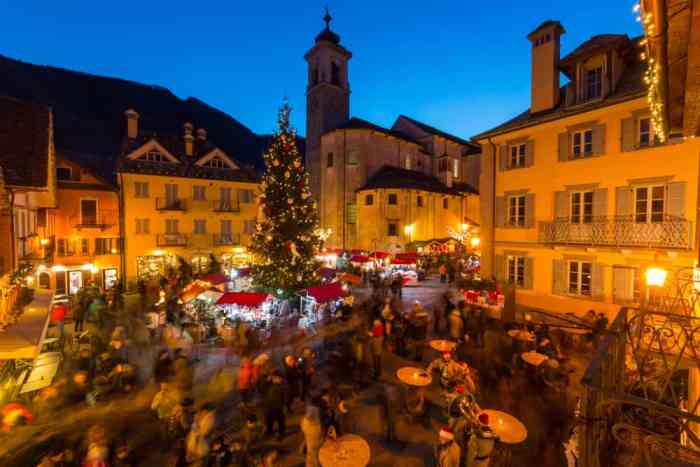Christmas In Italy.10 Festive Christmas Markets In Italy To See In 2019