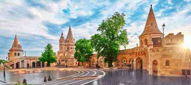 10 Best Viewpoints From Fisherman's Bastion In Budapest