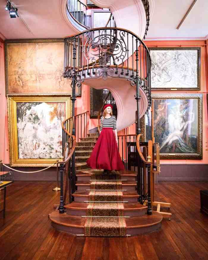 Paris has some famous museum but this often overlooked museum is one of the hidden gems in paris