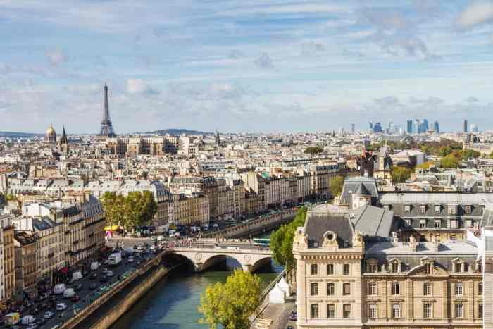 the Eiffel tower is famous but the city has many hidden gems in paris