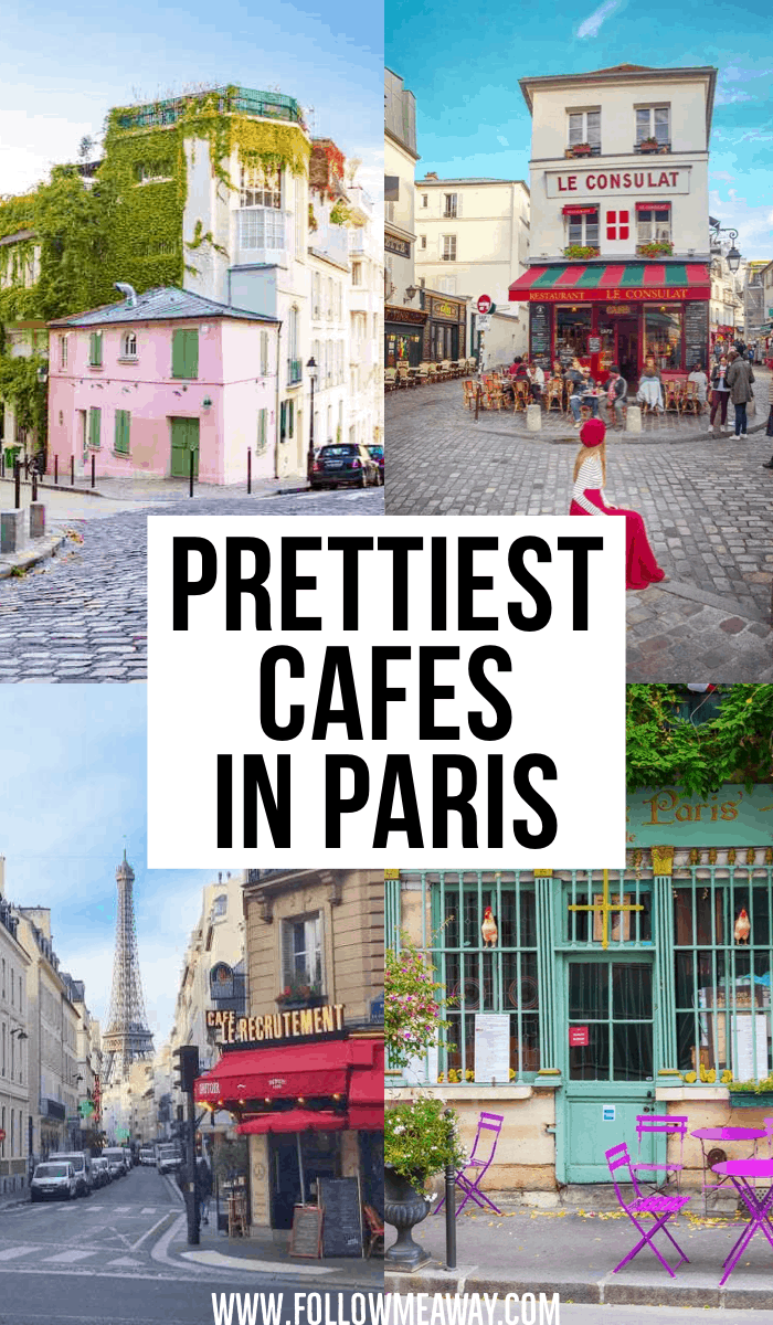 prettiest cafes in paris