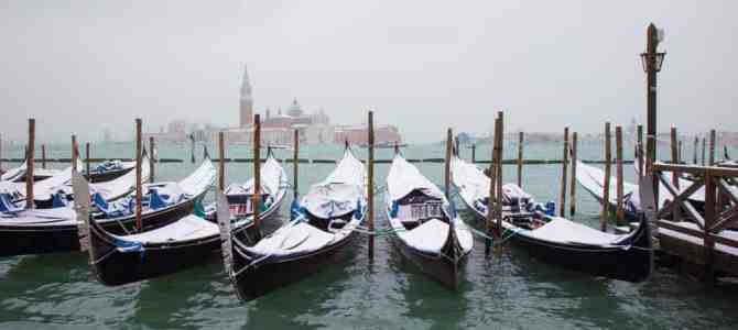 The Ultimate Guide To Visiting Venice In Winter