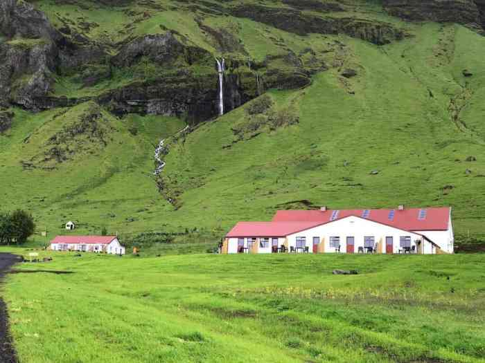 Garage Apartments is where to stay in Iceland on the South Coast