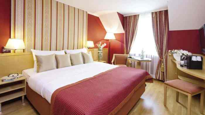 Visit Ananas Wien Hotel when figuring out where to stay in Vienna