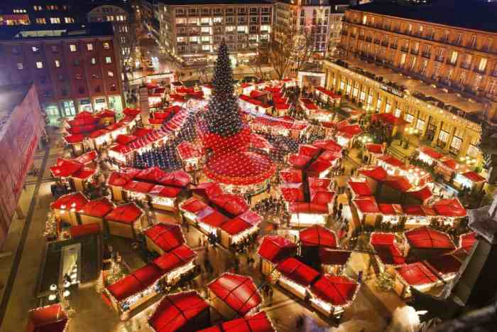 Christmas Markets In Germany 2019 Dates.10 Festive Christmas Markets In Germany To See In 2019
