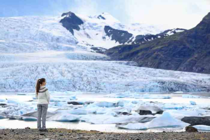 when planning your Iceland packing list think about staying warm and saving your pictures