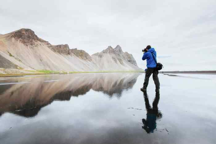 add additional memory cards to your Iceland packing list if bringing a camera