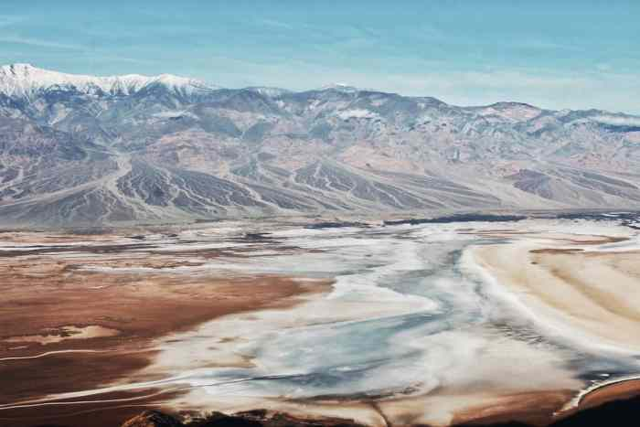 one of the best things to do in Death Valley for good viewpoints is visit Dantes view