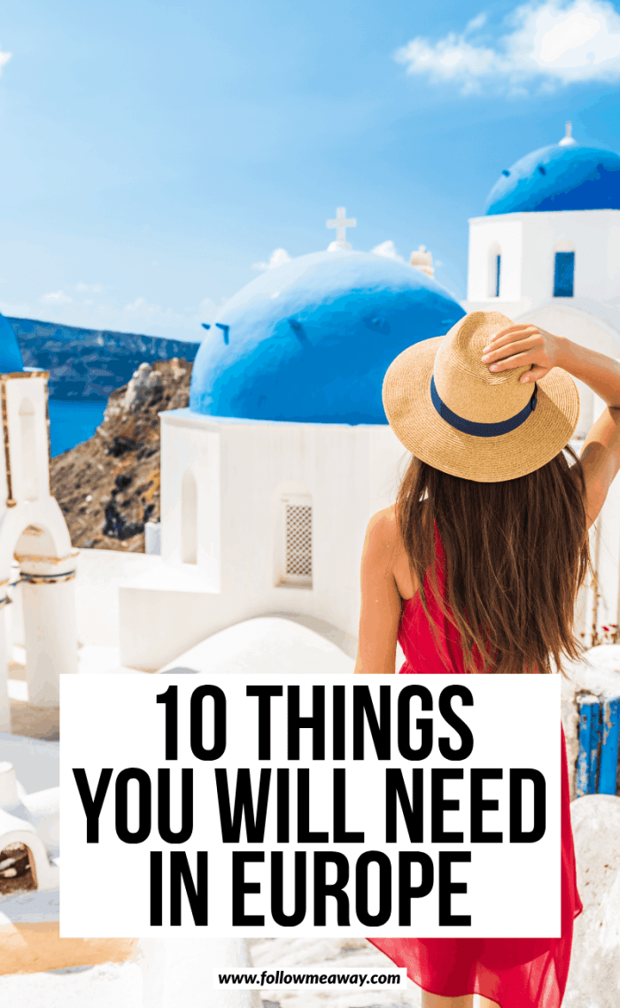 10 things you will need in europe (2)