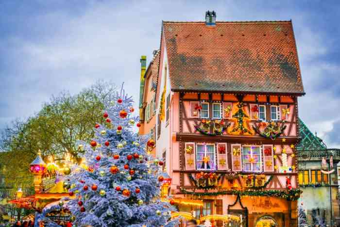 Colmar Christmas Markets France.15 Festive Christmas Markets In Europe You Must See In 2019