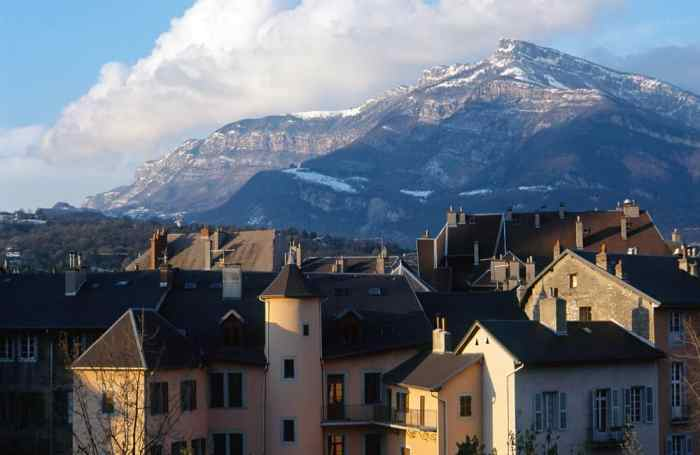 The amazing town of Chambery, stop 7 on your France road trip