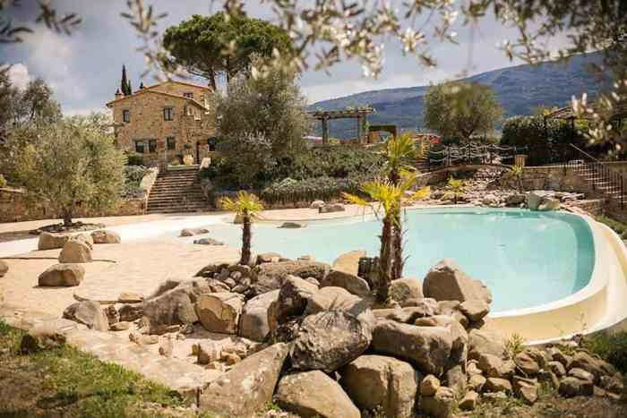 Hortulanus Estate is one of the most luxurious Tuscany villas