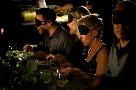 Image result for dining in the dark