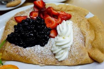 Follow My Gut, FMG, Danielle N. Salmon, foodie, blog, LA food blog, LA Foodie, food blog, where to eat in LA, Solvang, Santa Barbara, Danish pancakes, Paula's Pancake House, where to eat in Solvang, breakfast
