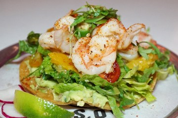 Follow My Gut, FMG, Danielle N. Salmon, foodie, blog, LA food blog, LA Foodie, food blog, restaurant blog, restaurant discovery, eateries, food porn, where to eat in LA, Los Angeles, Hollywood, Trejo's Cantina, Trejo's Tacos, Danny Trejo, tacos, tostada, rice, poppers, beer, street corn, elote, ice cream