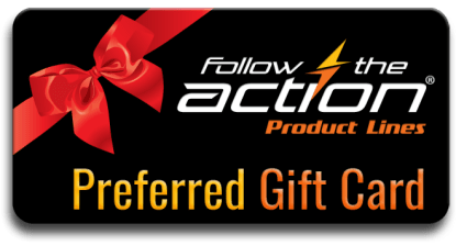 Follow the Action Digital Gift Card