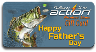 Follow the Action Hawg Hunter Father's Day Gift Card