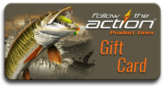 Follow the Action Musky Gift Card