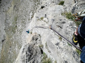 Arrampicare in Val Clarèe