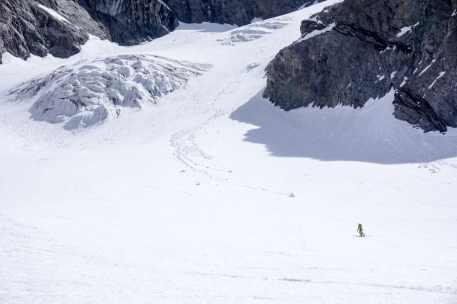 Glacier de la Grande Ruine