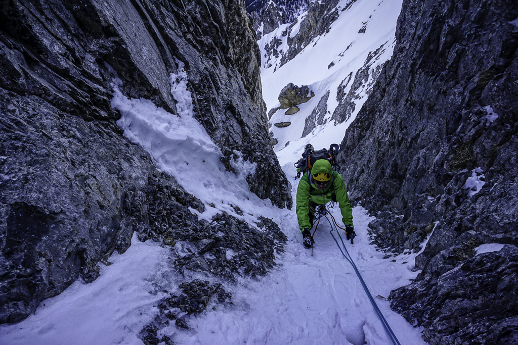 """Featured image for """"Alpinismo Invernale"""""""