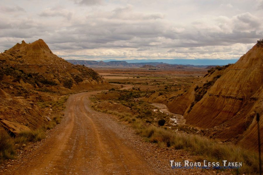 Offroad Bardenas Reales Desert