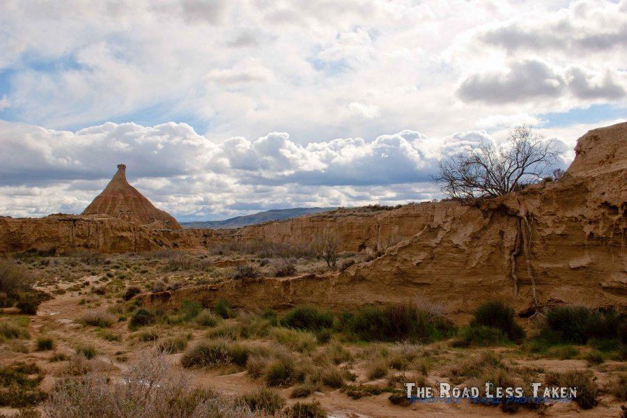 Bardenas Reales Desert Spain