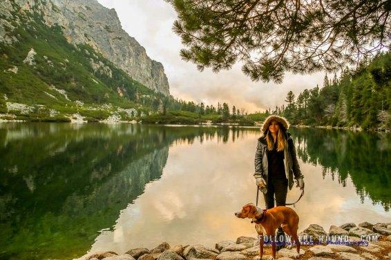 Tatras Mountain Lake-10