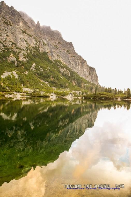 Tatras Mountain Lake-8