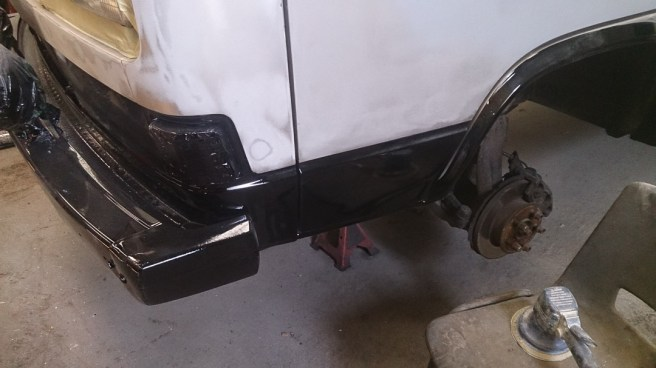 Restoration of a VW Syncro