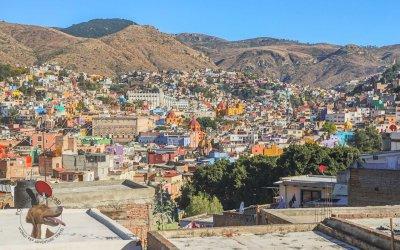Guanajuato, Pueblo Magico, Mexico